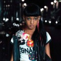 Willow Smith Poses For Karl Lagerfeld Photoshoot