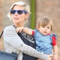 Pregnant Elsa Pataky has Her Hands Full While On Mom Duty