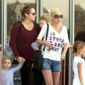 Tori Spelling Puts On Brave Face As Husband Remains In Sex Addiction Rehab
