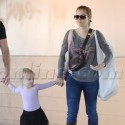 Amy Adams And Hubby Darren Le Gallo Take Aviana To Ballet