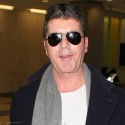 Simon Cowell Rushes To Be By Lauren Silverman's Side