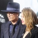 Johnny Depp And Amber Heard Heat Up The Red Carpet