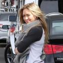 Hilary Duff Goes Shopping