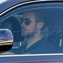 Ryan Gosling Drives Girlfriend Eva Mendes' Lexus SUV