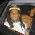 Lil Wayne Looks Like He's Having A Good Time