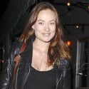 Olivia Wilde Is All Smiles After Dinner