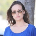 Olivia Wilde Takes Her Pooch On A Java Run