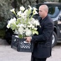 Paula Patton Gets A Bunch Of Flowers From Estranged Hubby Robin Thicke