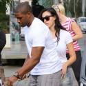 Reggie Bush And Lilit Avagyan Go Shopping