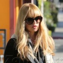 Rachel Zoe Doesn't Let Cold Sore Stop Her Day Of Shopping