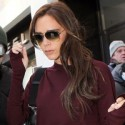Victoria Beckham Steps Out During Fashion Week