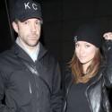 Olivia Wilde And Jason Sudekis At Staples Center