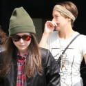 Ellen Page And Shailene Woodley Meet At The Palihouse