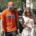 LeAnn Rimes And Brandi Glanville Bond Over Baseball