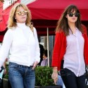 Melanie Griffith And Daughter Dakota Johnson Step Out In Beverly Hills