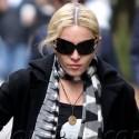 Madonna Heads To Kabbalah In N.Y.C.