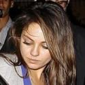 Mila Kunis Flashes Dazzling Engagement Ring