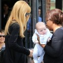 Rachel Zoe Steps Out With Baby Kaius For The First Time