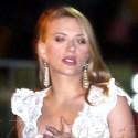 Scarlett Johansson At The <em>Captain America 2</em> Premiere