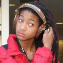 Willow Smith Travels In Style