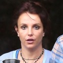 Britney Spears And Her Boyfriend Grab Lunch
