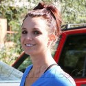 Britney Spears Hits The Gym With David Lucado