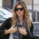 Gisele Bundchen Hangs With Her Pals In Santa Monica