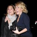 Chelsea Handler And Mary McCormack Grab Dinner