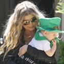 Fergie, Josh Duhamel Celebrate St. Patrick's Day