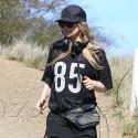 Fergie Hikes Runyon Canyon