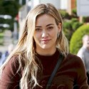 Hilary Duff Gets Dolled Up For An Errand Run