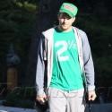 Ashton Kutcher Has The Luck Of The Irish On St. Paddy's Day