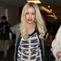 Rita Ora Wears Terrible Outfit