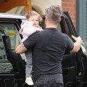 Robbie Williams Is On Daddy Duty