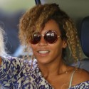 Beyonce Goes To The Dermatologist