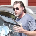 Dean McDermott Steps Out With Wedding Ring