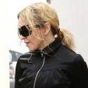 Madonna Goes Hard At The Gym