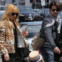 Rachel Zoe Steps Out With Her Men
