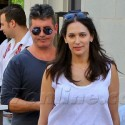 Simon Cowell And Lauren Silverman Have A Lunch Date