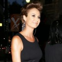 Stacy Keibler Shows Off Her Baby Bump