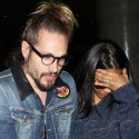 Zoe Saldana And Her Hubby Are Joined At The Hip