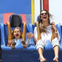 Alessandra Ambrosio Has Day Of Fun With Her Wee Ones