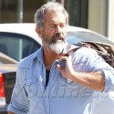 Mel Gibson Is Bearded And Jacked