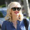 Gwen Stefani Rocks A Denim Jumpsuit Like No Other