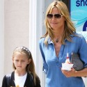 Heidi Klum Is Back To Her G-Rated Family Life