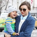 Miranda Kerr And Flynn Have Adorable Mother/Son Date!