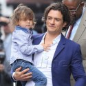 Orlando Bloom Gets His Star On The Walk Of Fame