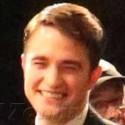 Robert Pattinson On Set At Pantages Theater