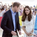 Prince William And Kate William Get Down In The Sand