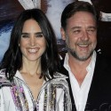 Russell Crowe And Jennifer Connelly Premiere <em>Noah</em> In Paris